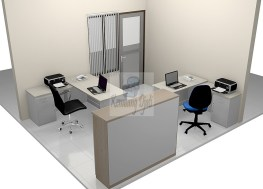 desain ruang karyawan kantor (2)