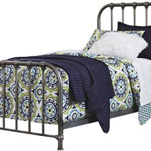 Ashley Furniture Signature Design - Nashburg Metal Bed