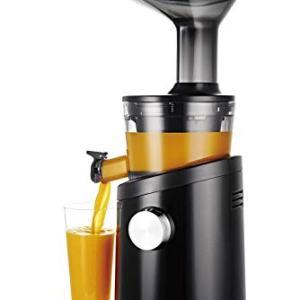 Hurom H101 Easy Clean Slow Juicer - Pearl Black