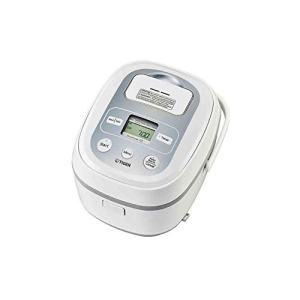 Tiger JBX-B Series Micom 10 Cup Rice Cooker with Tacook Cooking Plate (White)