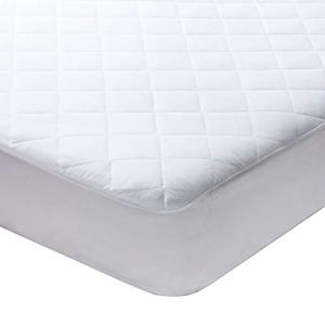 """Milddreams Full Mattress Pad Cover Protector - Bed Pad Size (54x75 inches + 16"""" Deep Pocket) - Quilted Fitted Sheet Hypoallergenic Protection"""