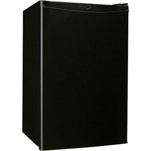 Danby DAR044A4BDD-3 Compact All Refrigerator, 4.4 Cubic Feet, Black