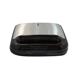 WYQ Home-Made Sandwich Maker Toaster Luxury Stainless Steel Sandwich Maker Breakfast Maker