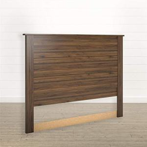 Ameriwood Home Eastwood Queen Headboard, Walnut