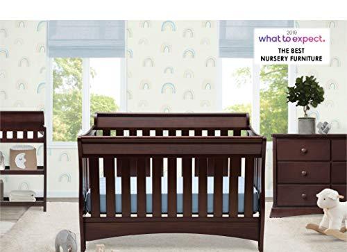 Delta Children Bentley S Series 4-in-1 Convertible Baby Crib Launch Date: 2014-07-18T00:00:01Z