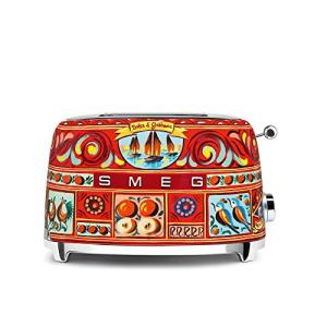 "Dolce and Gabbana x Smeg 2 Slice Toaster, ""Sicily Is My Love,"" Collection"