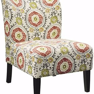 Red Hook Martina Contemporary Upholstered Armless Accent Chair - Medallion