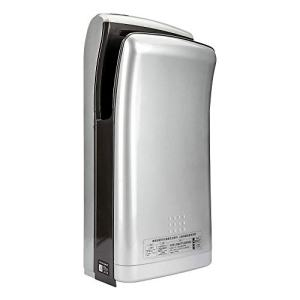 interhasa! Automatic Jet Hand Dryer with HEPA Filter, 1800W High Speed Commercial Hand Dryers in 5s, Air Hand dryers for Bathrooms Commercial (Silver, 110V)
