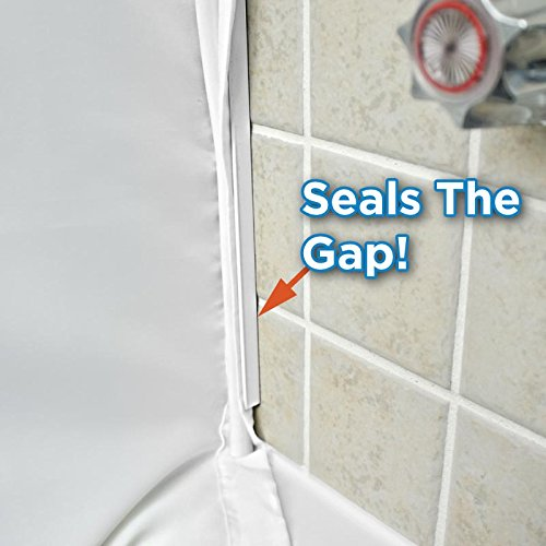 Shower Curtain Sealer