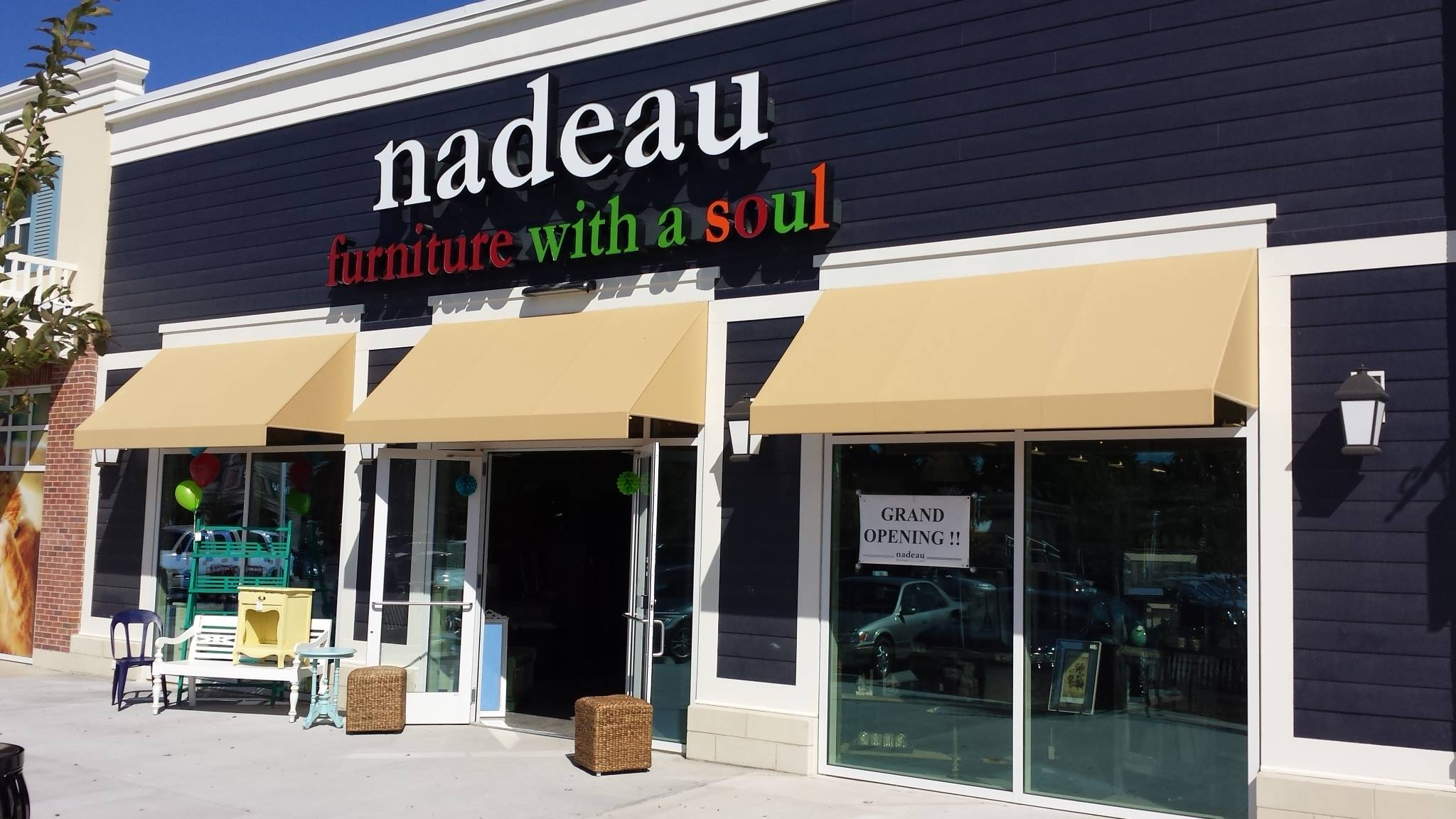 Introducing Our New Store In Baton Rouge La Nadeau Blog With A Soul