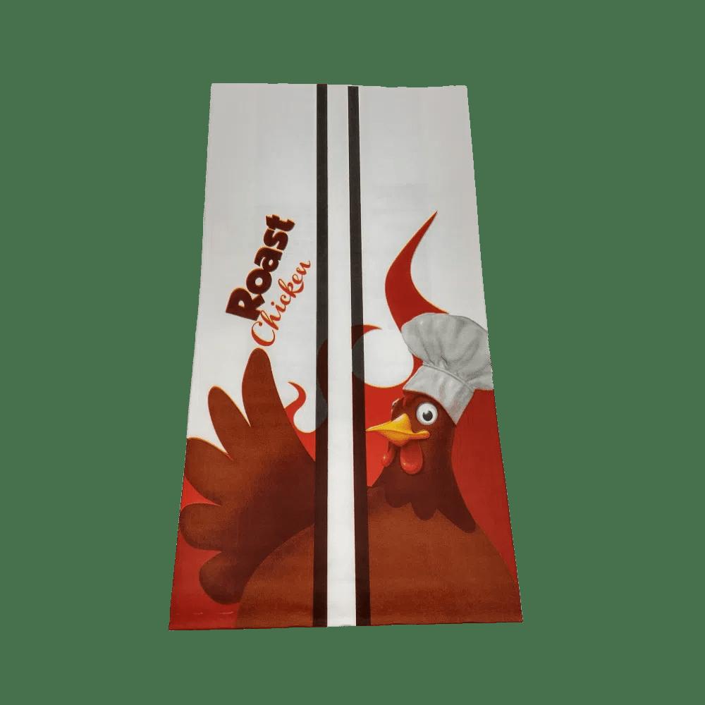 Sac poulet 18+6,5x35,5 cm