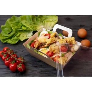 Panier froid Vision+ 950 ml pour les salades
