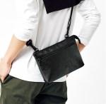 smart スマート 2016年 10月号【付録】JAM HOME MADE (ジャム ホーム メイド) 7ポケット付き 3WAYショルダーバッグ