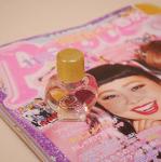 【開封レビュー】Popteen (ポップティーン) 2016年 11月号付録 「ラブ パスポート ジュリエット キキ クレール ミニサイズ香水」