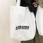 GINGER ジンジャー 2017年 7月号 【付録】 STREAMER COFFEE COMPANY ストリーマー コーヒー カンパニー ビッグトートバッグ