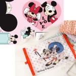 ゼクシィ 2017年 10月号 【付録】 Disney ミッキー&ミニー 3WAYお洗濯ネット、フォトプロップス