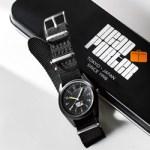 smart スマート 2019年 2月号 【付録】 HEAD PORTER 豪華ケース入り オールブラック ミリタリー 腕時計