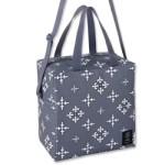 russet保冷バッグBOOK SHOULDER BAG Ver. 【付録】 ショルダーストラップ付き スクエア型保冷バッグ