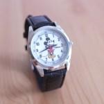 【開封レビュー】 otona MUSE オトナミューズ 2019年 7月号 付録 ミッキーマウス 大人の腕時計