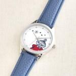 cookpad plus クックパッド プラス 2019年 秋号 【付録】 MOOMIN リトルミイの本格腕時計