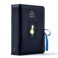 Disney Alice in Wonderland MULTI POUCH BOOK 【付録】 マルチポーチ