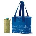 大人のおしゃれ手帖 2020年 7月号 【付録】 リサ・ラーソン  大容量保冷バッグ&ペットボトルホルダー