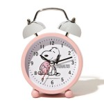 sweet スウィート 2020年 7月号 増刊号 【付録】PEANUTS  スヌーピー 目覚まし時計