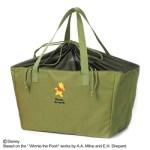 <予告> sweet スウィート 2021年 1月号 【付録】 くまのプーさん レジかごお買い物バッグ