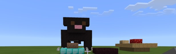 Kona in Minecraft