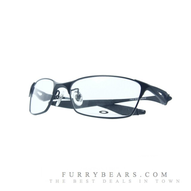 OAKLEY BRACKET 8.1 MATTE BLACK8