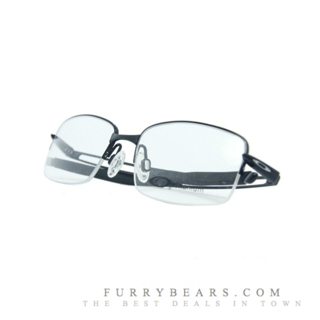 OAKLEY FRAG POLISHED BLACK3