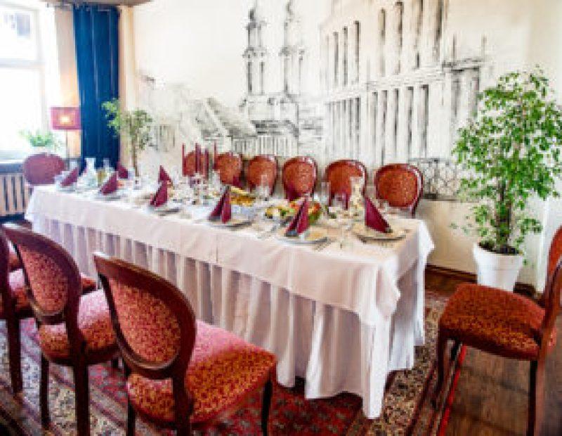 Gedulingi pietūs Kaune Metropolio restorane