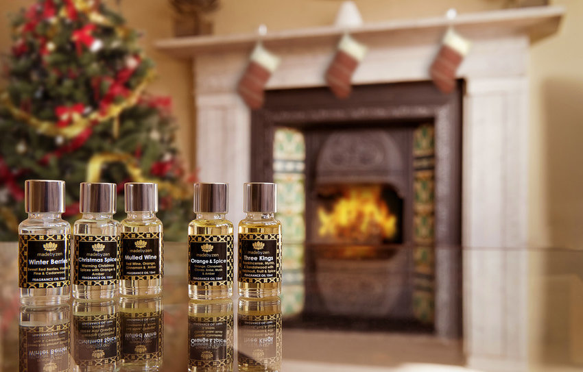 Aroma Oils & Fragrances
