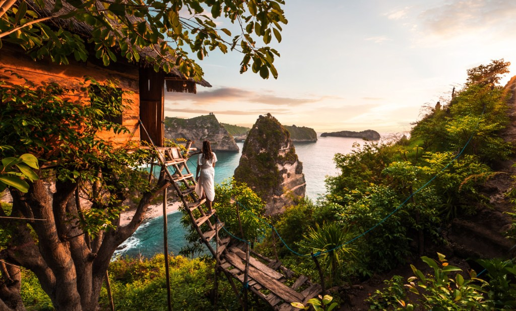 amazing things to do nusa penida keling king thousand island rumah pohon