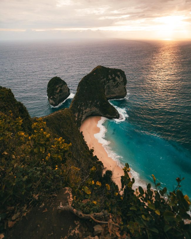 amazing things to do nusa penida keling king viewpoint