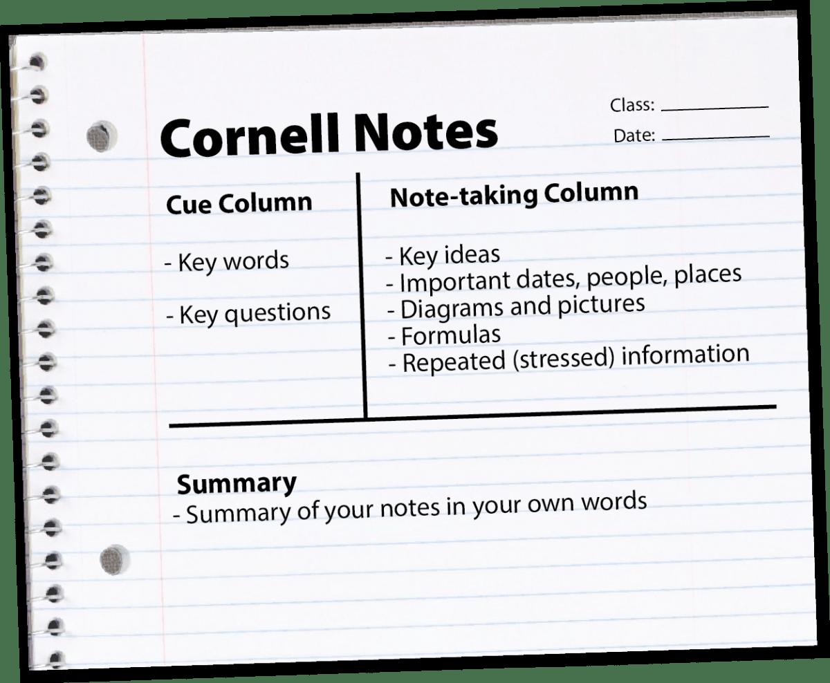 The Cornell Method