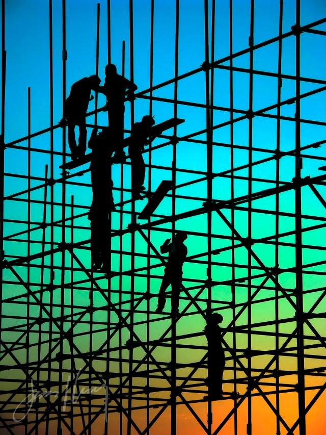 Building Billboards, Dubai