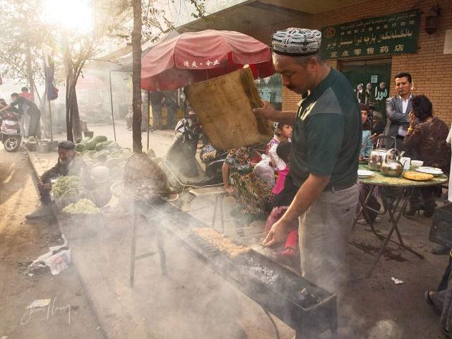 Kashgar Street Food