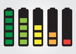 電池の容量