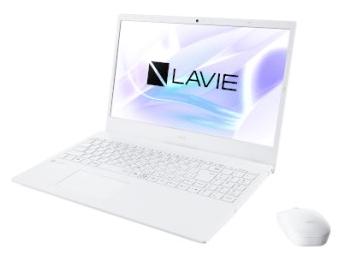 NEC LAVIE Direct N15 (15.6型LED液晶搭載 スタンダードノート)2020年夏モデル ※オフィスアプリ有 【寄付金額:460,000円】 イメージ