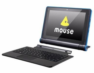 マウスコンピューター 2in1タブレットPC「mouse E10-IIYAMA」 【寄付金額:173,000円】 イメージ