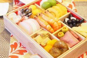 京の新春祝重