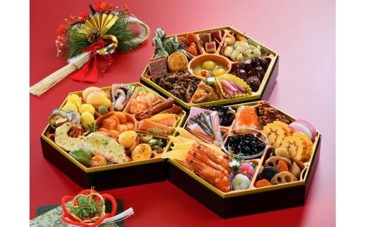 【先行予約受付中】「中国料理・敦煌」総料理長監修 おせち料理宴 イメージ