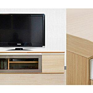 テレビ台 [ルッカ] 160cm幅 ナチュラル  イメージ