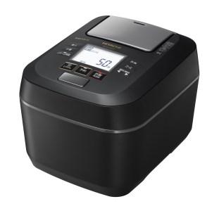 【圧力スチームIH】炊飯器(5.5合用)RZ-W100CM(K) イメージ