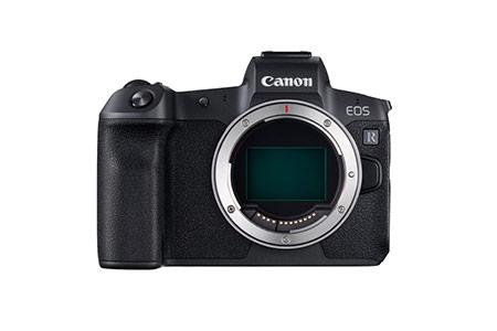 ZCAM27 キヤノンミラーレスカメラ(EOS R・ボディ) イメージ