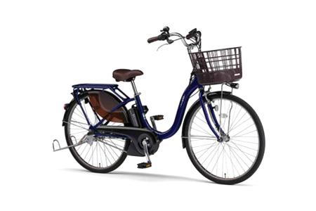 電動アシスト自転車 PAS With 26インチ ノーブルネイビー イメージ