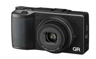 リコーデジタルカメラ GRⅡ イメージ
