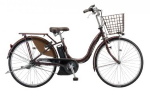 アシスタU スタンダード【色:F.Xカラメルブラウン】(電動自転車) イメージ