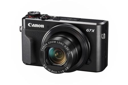 Canon PowerShot G7 X Mark II キヤノン パワーショットカメラ イメージ